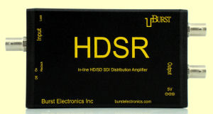 HDSR HD/SD SDI DA